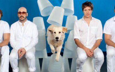 OK Go premieres new video